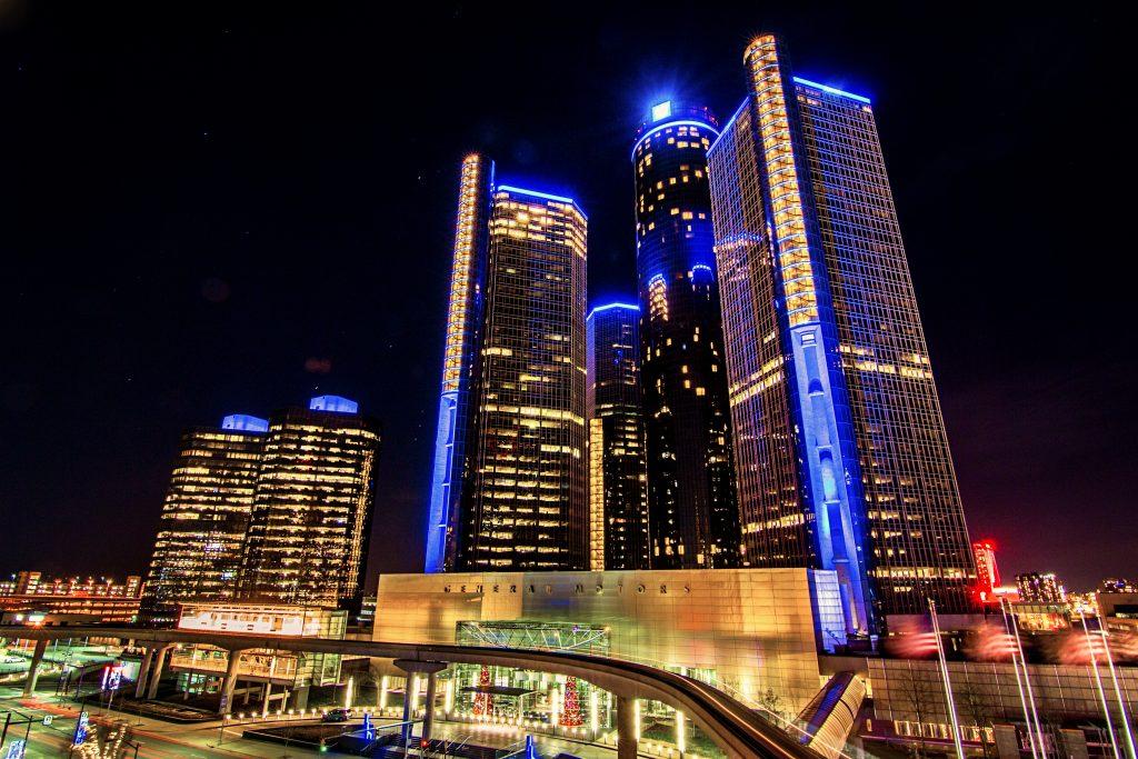 Detroit's Iconic Renaissance Center