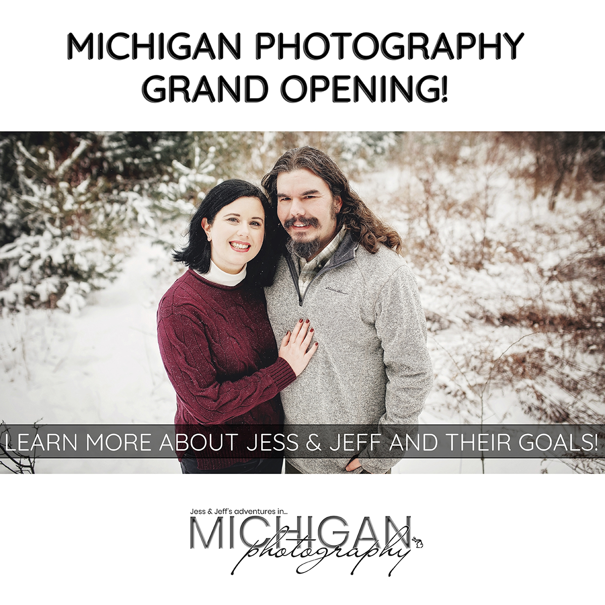 The Michigan Photography Store Grand Opening!
