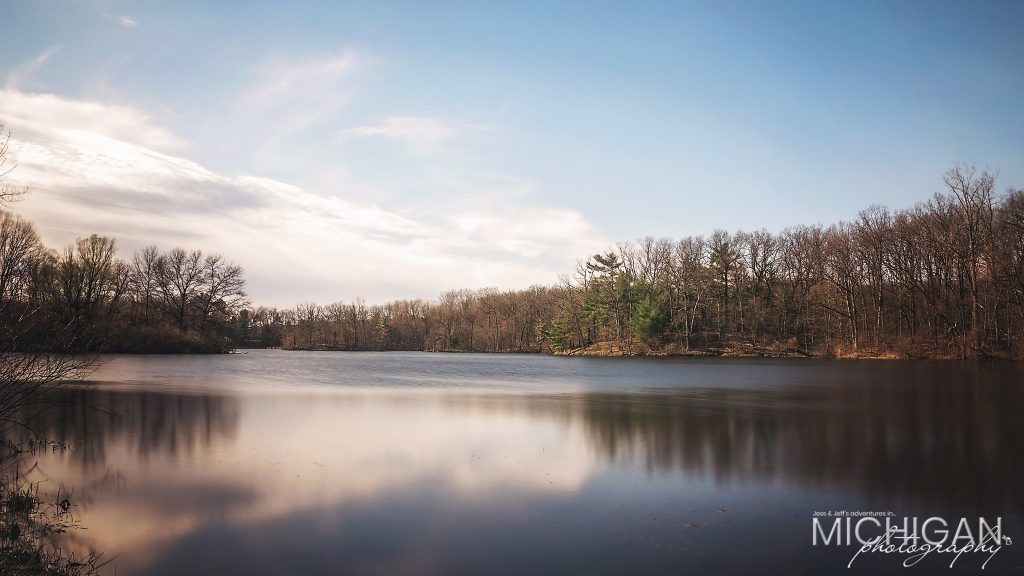 Bald Mountain State Park's many beautiful lakes offer peaceful, gorgeous views of nature.
