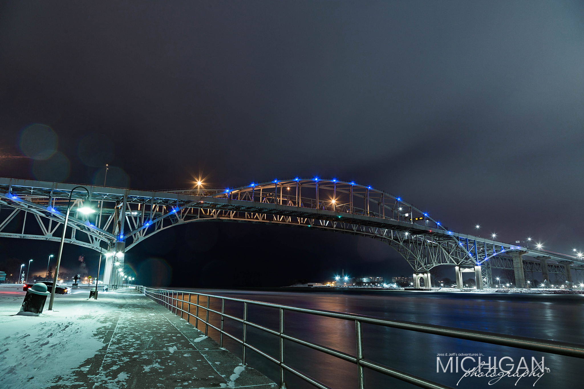 Bluewater Bridge Port Huron