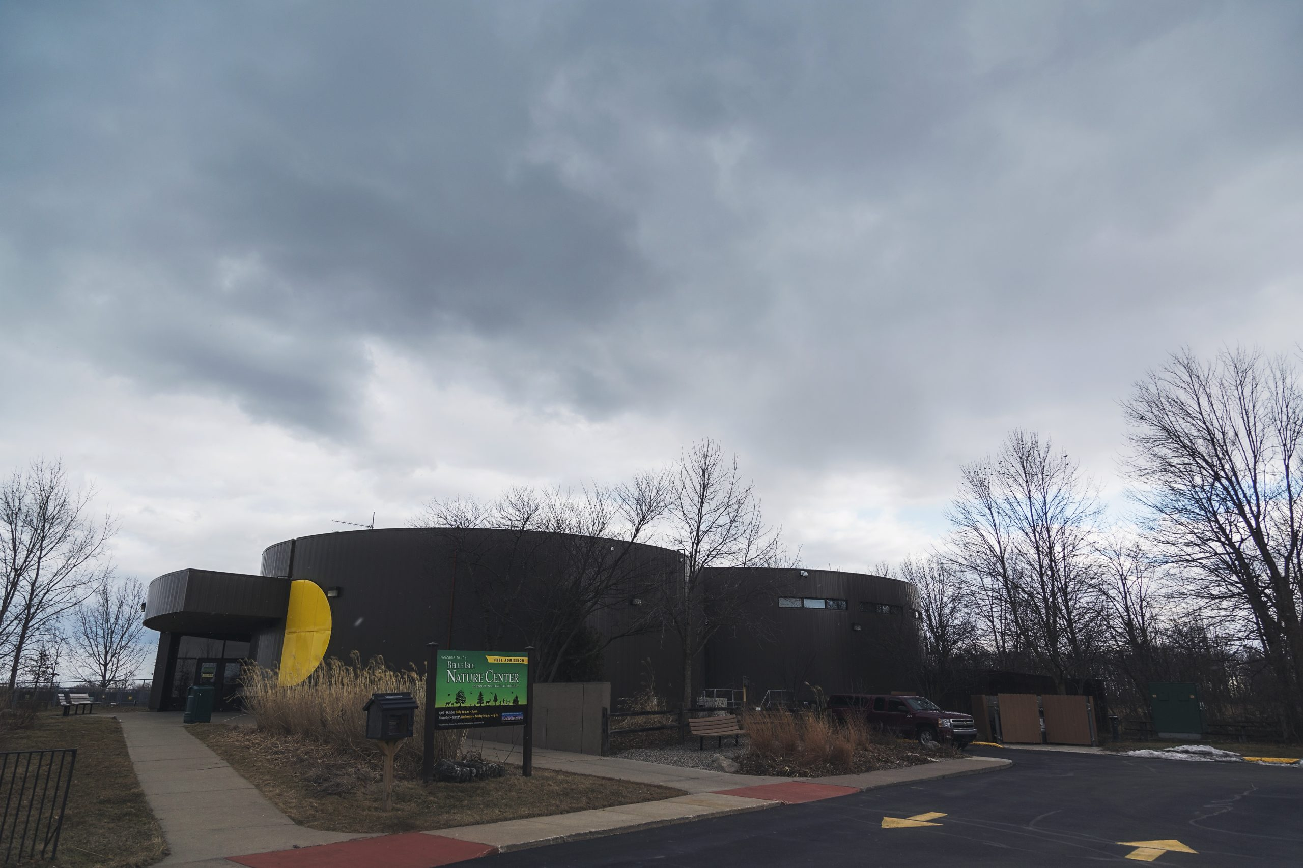 The Belle Isle Nature Center