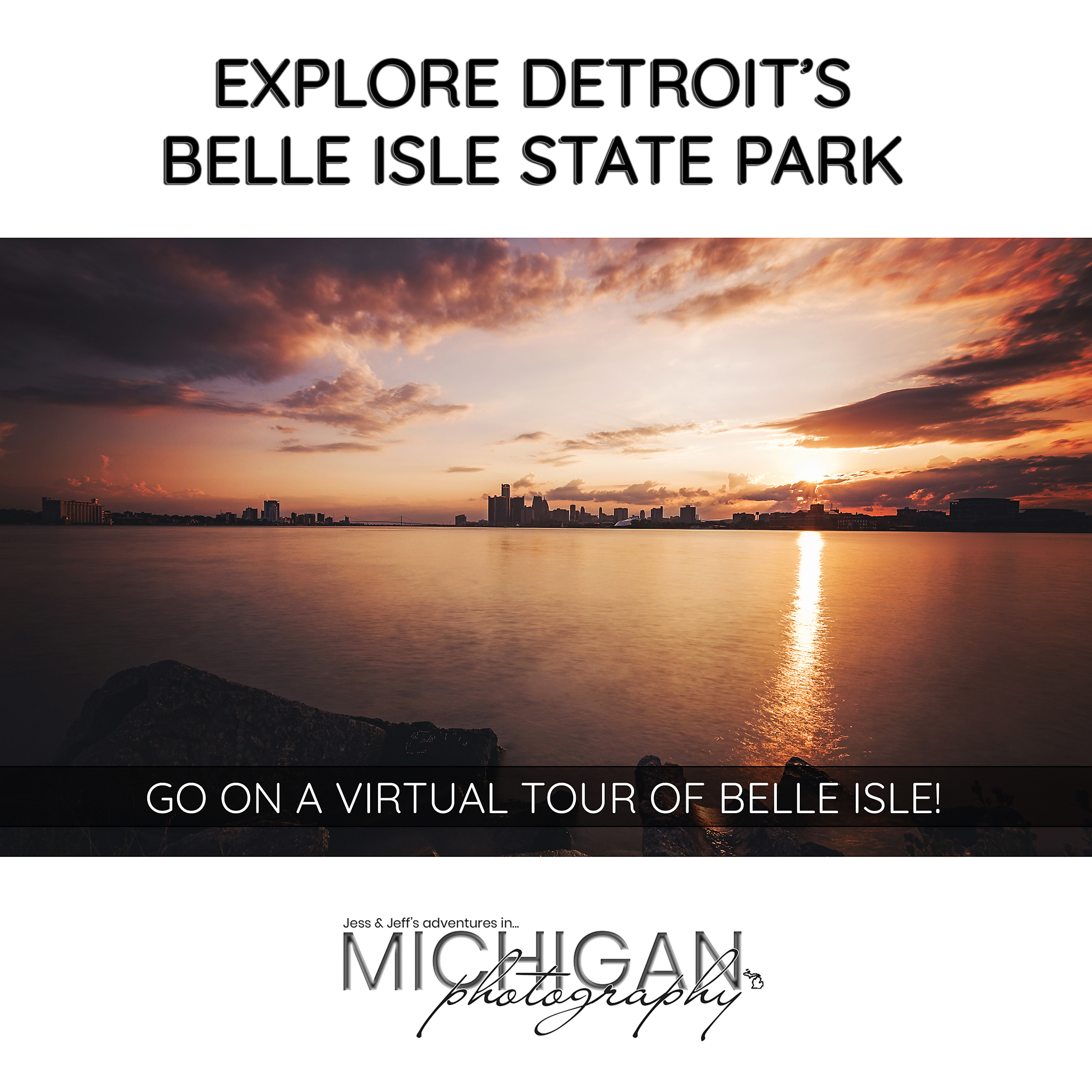 Take a virtual tour of Belle Isle State Park